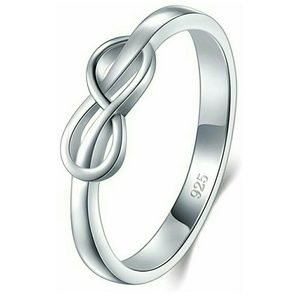 Jewelry - 925 silver infinity ring
